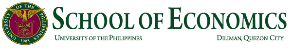 Graduate Program – UP School of Economics